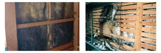 湿気による建物の被害